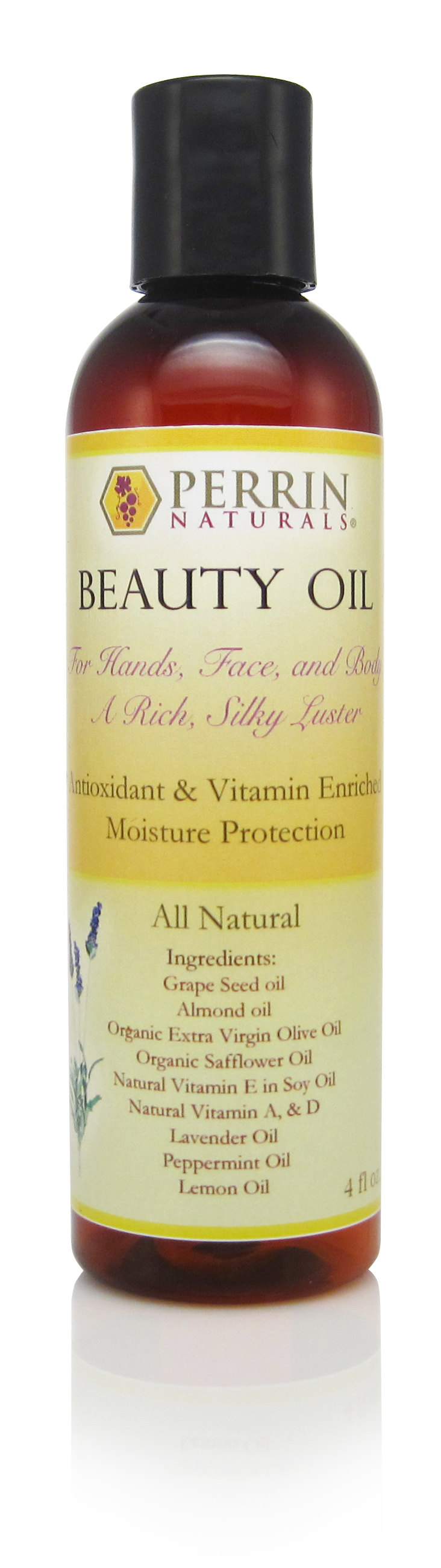 anti-aging beauty oil