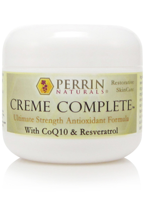 Creme Complete alternative treatment skin lesions