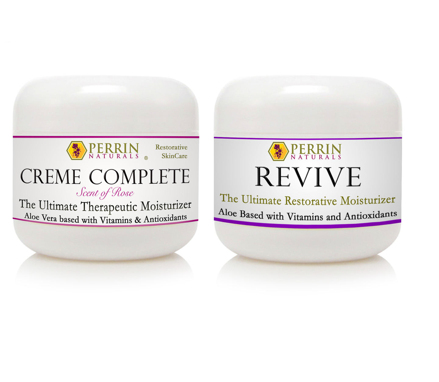 creme complete rose and revive