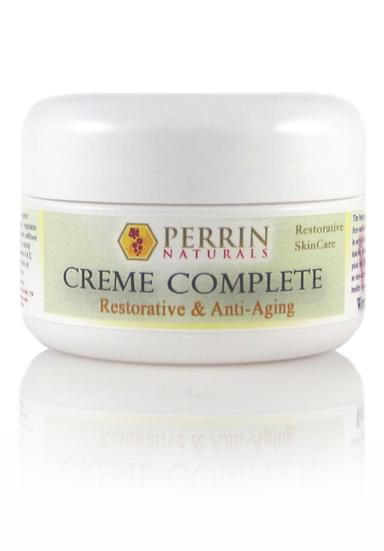 creme complete half oz perrin naturals
