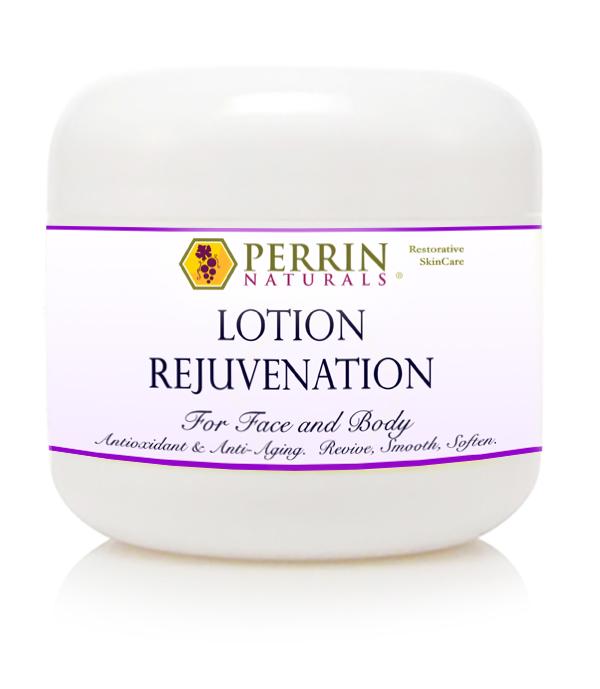 perrin naturals mild lavender rejuvenation lotion
