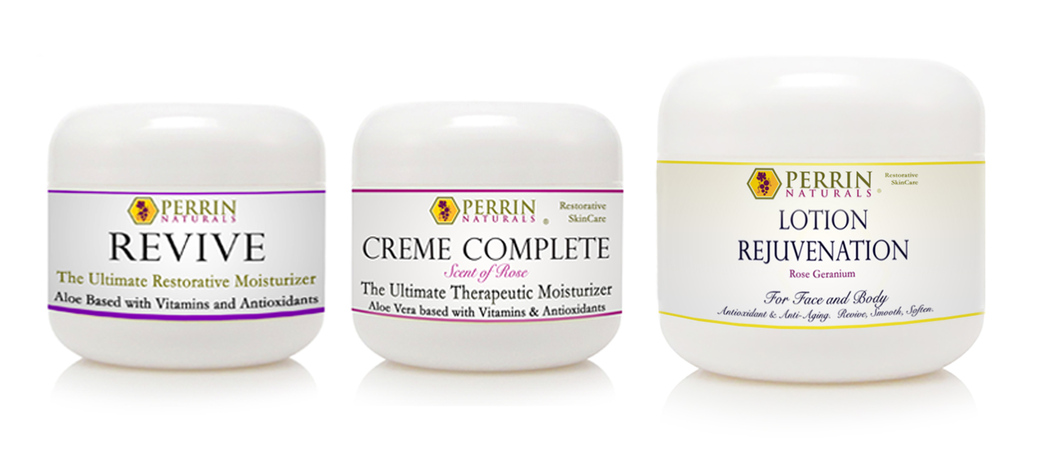 Creme Complete Antioxidant Cream, Revive skin therapy, lotion moisturizer