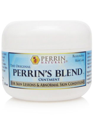 Perrins Blend natural treatment for seborrheic keratosis