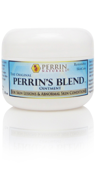 Perrin's Blend bxo natural treatment