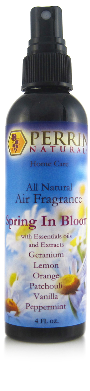 Natural Essential Oils and Extracts aromatherapy spring scent