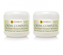 Natural Treatment for Lichen Sclerosus, Actinic Keratosis, Rosacea by Perrin Naturals