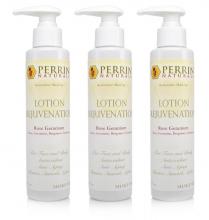 3 pack of lotion geranium