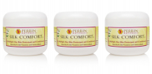 3-pack Silk Comfort by Perrin Naturals