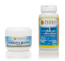 Perrin's Blend and Grape Seed Extract