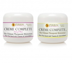 Creme Complete and Creme Complete Rose