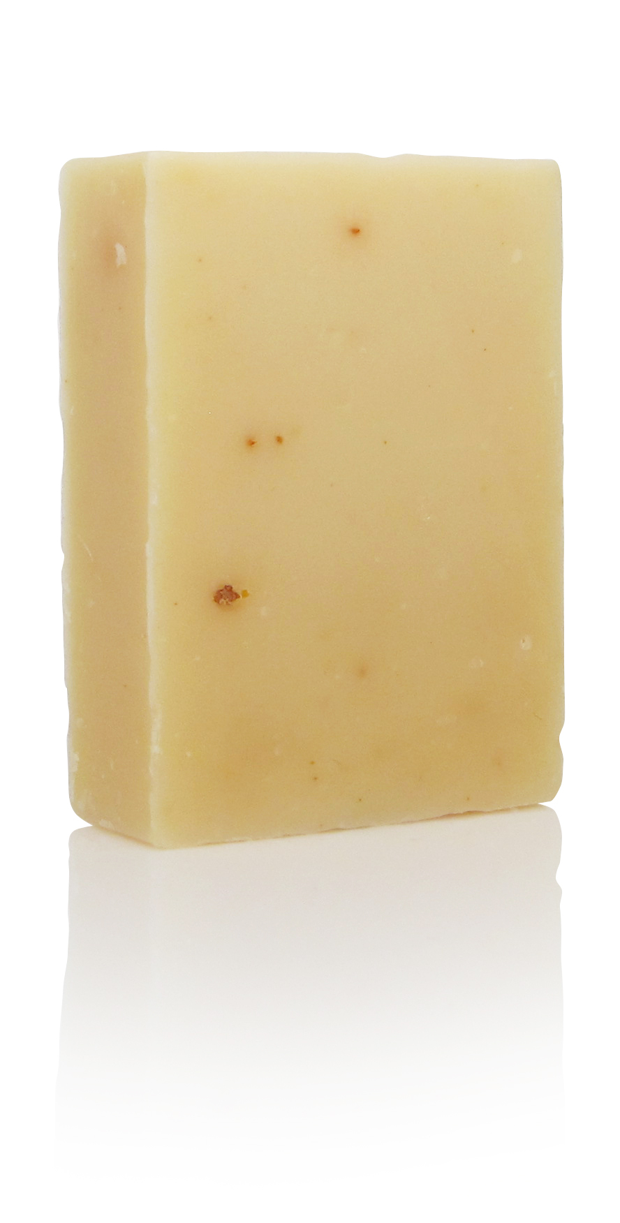 All Natural Calendula Tea Tree Soap